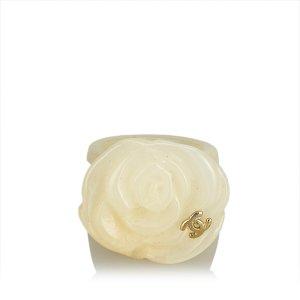 Chanel Bague blanc
