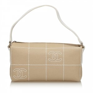 Chanel Sac à main beige