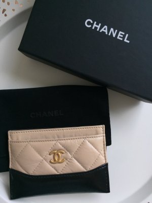 Chanel card holder Kartenetui