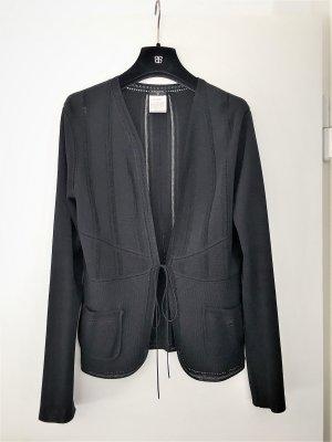 Chanel Cardigan tricotés noir