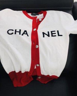 Chanel Cardigan Gr.38 Sehr Edel