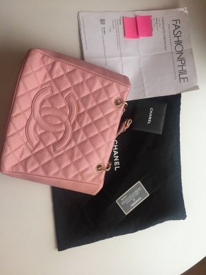 Chanel Sac rose fluo