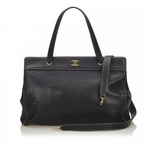 Chanel Caviar Leather Handbag