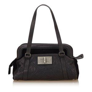 Chanel Caviar Leather Reissue Shoulder Bag