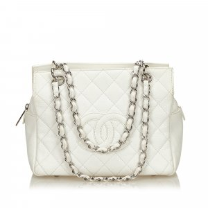Chanel Caviar Petite Timeless Tote
