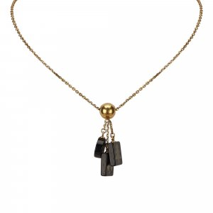 Chanel CC Charm Necklace