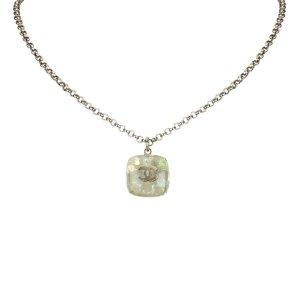 Chanel CC Charm Pendant Necklace
