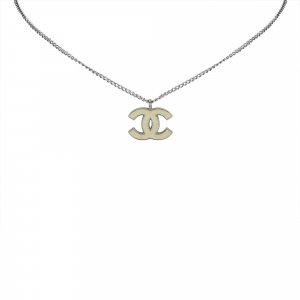 Chanel CC Pendant Necklace