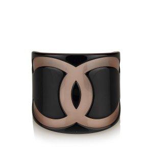 Chanel CC Resin Bangle