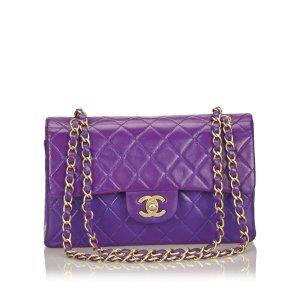Chanel Chanel Matelasse Double Flap Chain Shoulder Bag