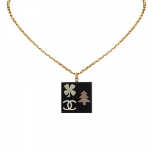Chanel Charm Pendant Necklace