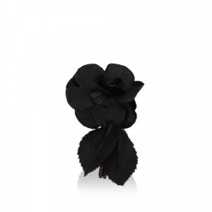 Chanel Chemical Fiber Camellia Brooch