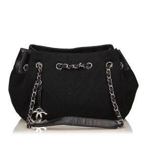 Chanel Chevron Chain Shoulder Bag