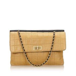 Chanel Choco Bar Reissue Shoulder Bag
