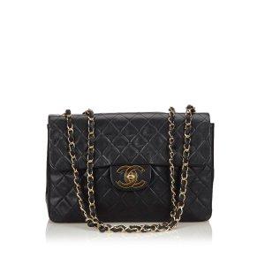 Chanel Classic Maxi Lambskin Single Flap Bag