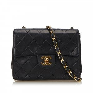 Chanel Classic Mini Flap Crossbody Bag