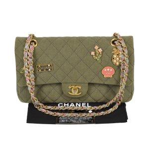 Chanel Cuba Charms Double Flap Bag Handtasche @mylovelyboutique.com