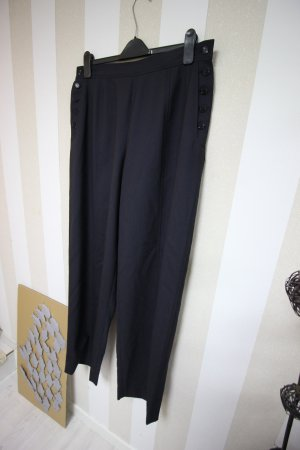 Chanel Pantalone blu scuro