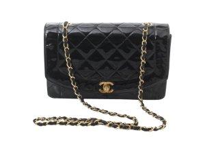 Chanel Shopper black leather