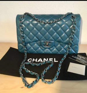 Chanel Borsetta turchese