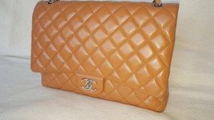Chanel Handtas bruin-abrikoos