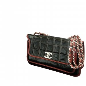 Chanel East West Chocolate Bar