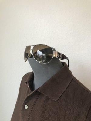 Chanel  elegante Logo Sonnenbrille  Piloten Stil
