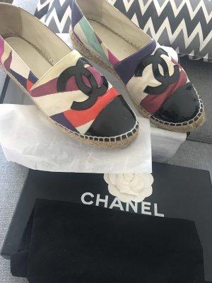 Chanel Mocassins veelkleurig
