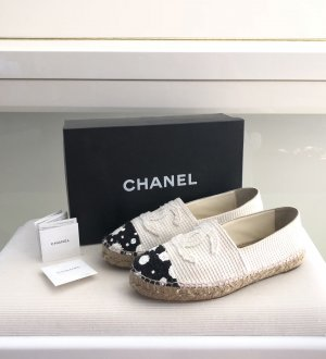 Chanel Espadrilles Gr.39 passend für 38