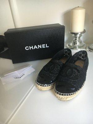 Chanel Chaussures basses noir