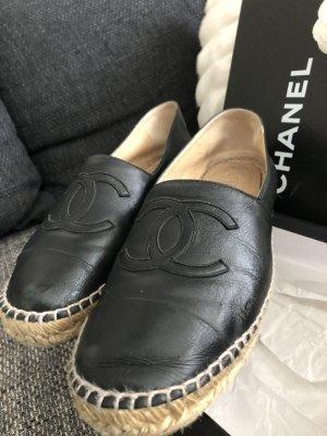 Chanel Ballerina nero