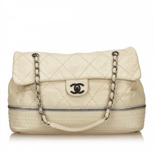 Chanel Expandable Ligne Flap Bag