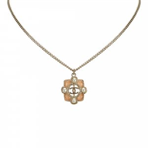 Chanel Collana oro Metallo
