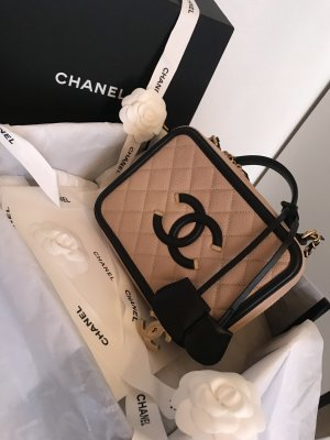 Chanel Filigree Vanity case