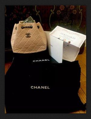 Chanel Sac bandoulière noir-crème