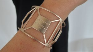 Chanel Armlet gold-colored