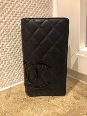 Chanel Portemonnee zwart-roze