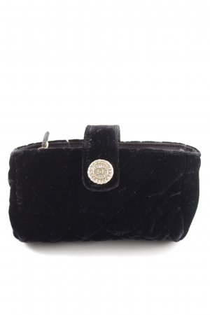 Chanel Wallet black business style