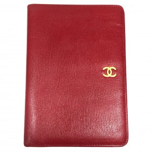 Chanel Portefeuille multicolore cuir