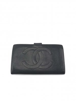 Chanel Portefeuille noir