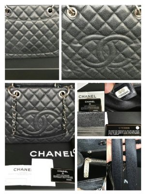 Chanel gst Black bag