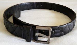 Chanel Gürtel schwarz-silber