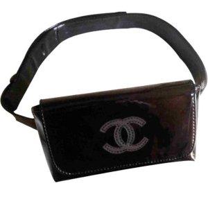 Chanel Bag black imitation leather