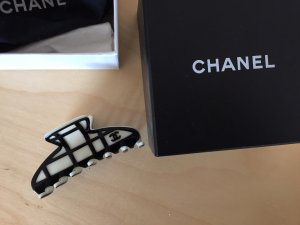 Chanel Bijoux pour la tête crème-noir