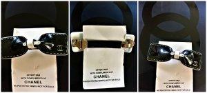 Chanel Haarschmuck,Haarklammem Neu Größe ca. 7,8 cm x 2,0 cm