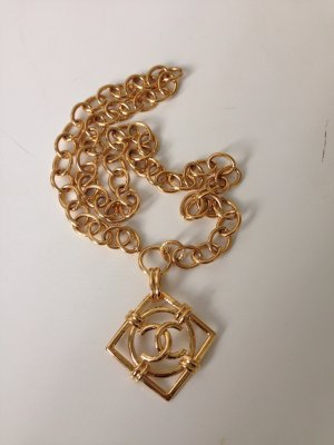 Chanel Gold Chain gold-colored