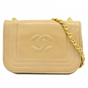 Chanel Handbag beige