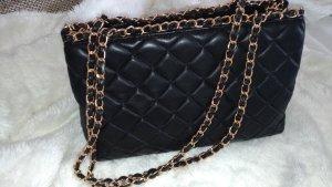 Chanel Borsetta nero-oro