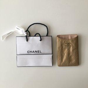 Chanel Handy oder Kartenetui aus Leder