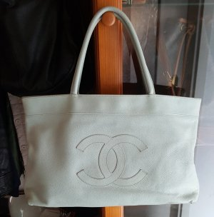 Chanel Carry Bag baby blue